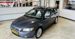 Volvo V50 2.0 | Summum | Youngtimer | 3mnd garantie | 2 Eig.