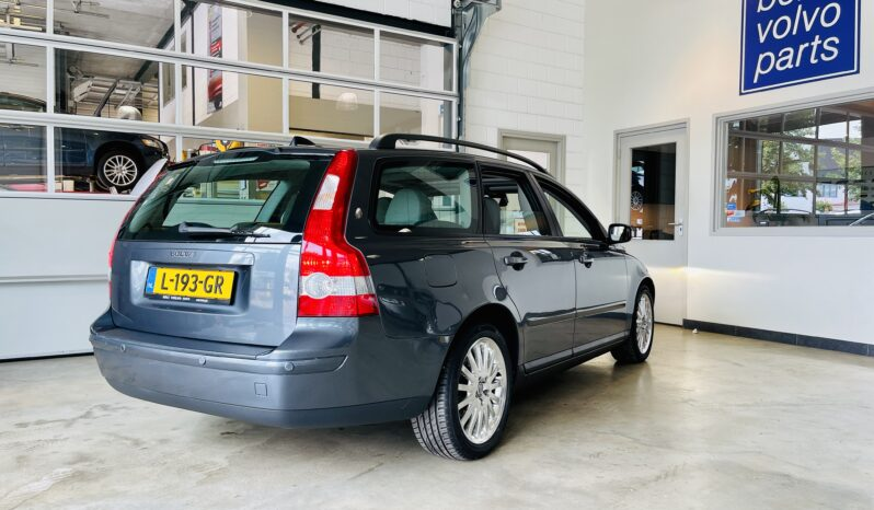 Volvo V50 2.0   Summum   Youngtimer   3mnd garantie   2 Eig. vol